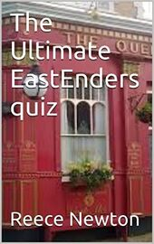 The Ultimate EastEnders Quiz (Book 2015)