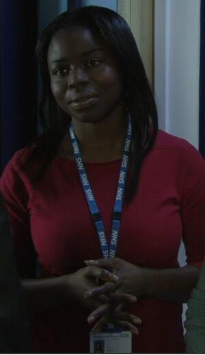 Nurse Eve Igwe