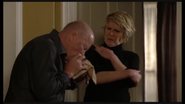 Phil Mitchell trying CPR on a Puppy (2014)