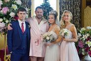 Mick and Linda Carter Wedding Photo (2016)