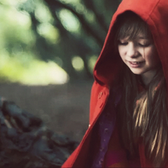 Why did I have to be, why did you have to be The Wolf and Little Red Riding Hood?