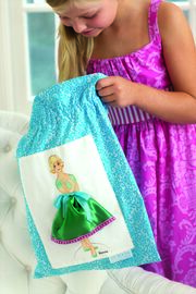 Chloe Paper Doll Bag