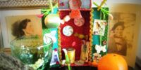 Dia de los Muertos Matchbox Shrine