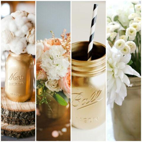 File:Gold-mason-jars- -glitterweddings.com .jpg