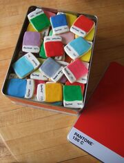 Pantone Cookies