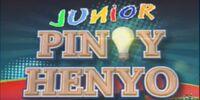 Junior Pinoy Henyo (2012)