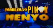 PamilyangPinoyHenyo2011