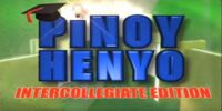 Pinoy Henyo: Intercollegiate Edition (2011)