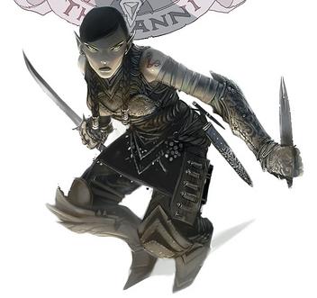 Thuranni assassin