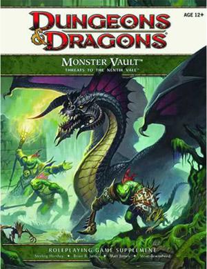 Monster Vault Threats of the Nentir Vale