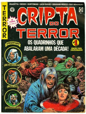 Cripta Do Terror Vol 1 1