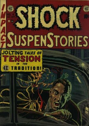 Shock SuspenStories Vol 1 4