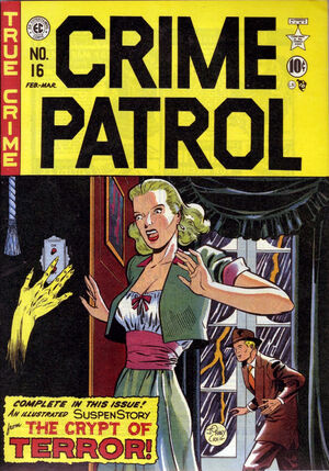 Crime Patrol Vol 1 16