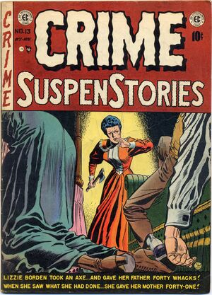 Crime SuspenStories Vol 1 13