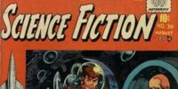 Incredible Science Fiction Vol 1