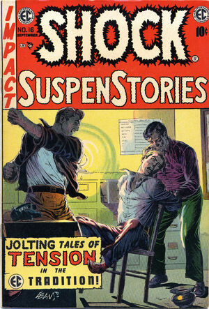 Shock SuspenStories Vol 1 16