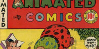 Animated Comics Vol 1