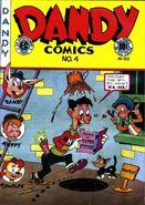 Dandy Comics Vol 1 4
