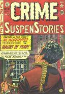 Crime SuspenStories Vol 1 6