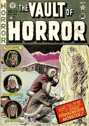Vault of Horror Vol 1 22