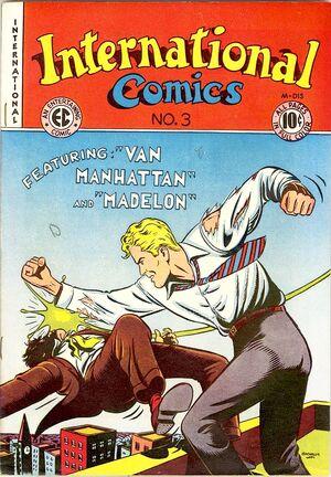 International Comics Vol 1 3
