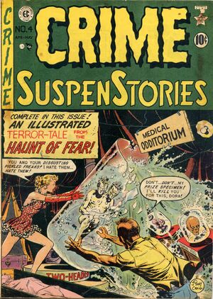 Crime SuspenStories Vol 1 4