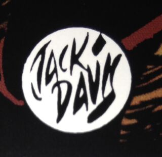 Jack Davis Signature