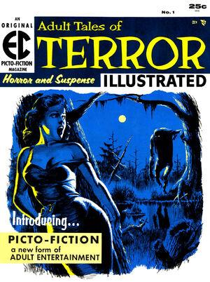 Terror Illustrated Vol 1 1