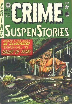 Crime SuspenStories Vol 1 5