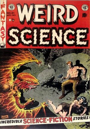 Weird Science Vol 1 21