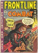 Frontline Combat Vol 1 1