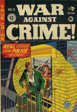 War Against Crime Vol 1 5