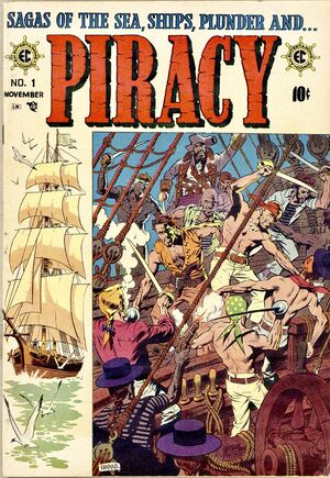 Piracy Vol 1 1