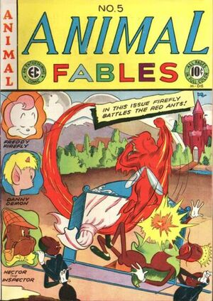 Animal Fables Vol 1 5