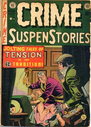 Crime SuspenStories Vol 1 14