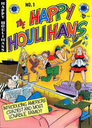 Happy Houlihans Vol 1 1