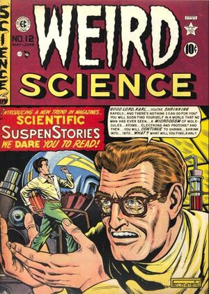 Weird Science Vol 1 12(1)