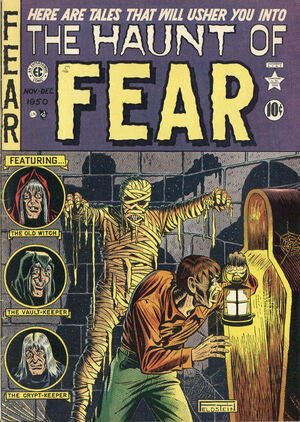 Haunt of Fear Vol 1 4