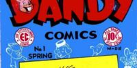 Dandy Comics Vol 1