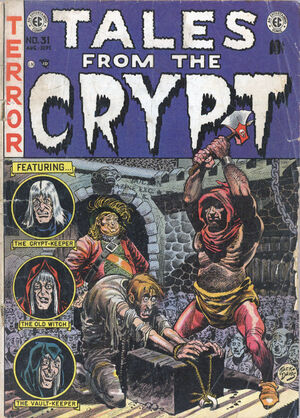 Tales from the Crypt Vol 1 31