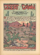 Desert Dawn Vol 1 1