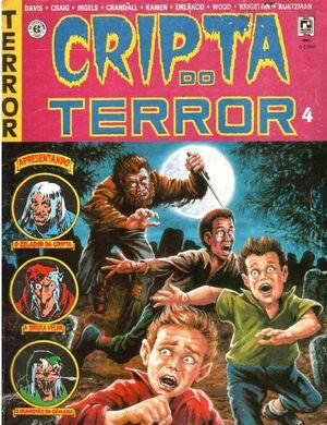 Cripta Do Terror Vol 1 4