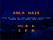 02 - Aqua maze