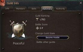 Guild Status