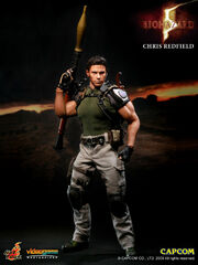 18Biohazard5 ChrisRedfield