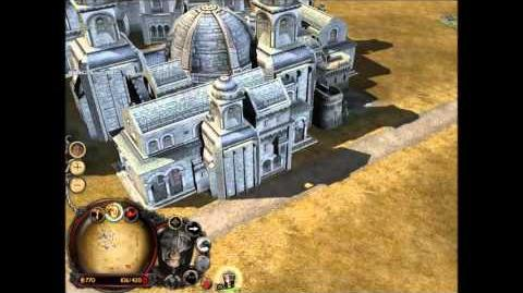 Minas Tirith - Economic Camp