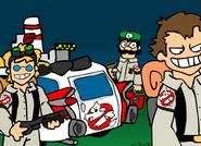 Luigighostbuster