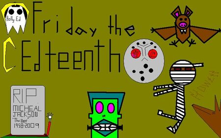 Friday the Edteenth
