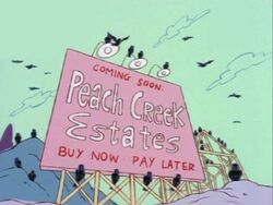 Peach Creek Estates