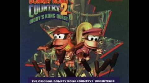 Donkey Kong Country 2 OST - Krook's March ~ Castle Theme